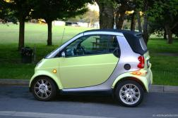 Tiny green car in Victoria.jpg