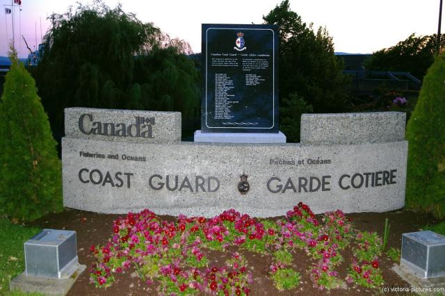 Coast Guard plaque in Victoria Canada.jpg