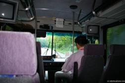 Inside tour bus on the way to Victoria.jpg