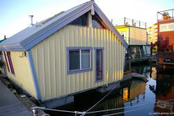 Yellow floating house at Victoria Fisherman's Wharf.jpg
