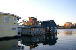Several floating houses at Victoria Fisherman's Wharf in Canada.jpg