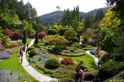 Butchart Gardens Pictures & Photos in Victoria BC