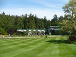 Looking out towards the Italian Garden area of the Butchart Gardens.jpg