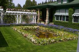 Private garden in the Dining Room restaruant in Butchart Gardens.jpg
