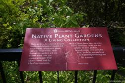 Royal BC Museum native Plant Gardens sign.jpg